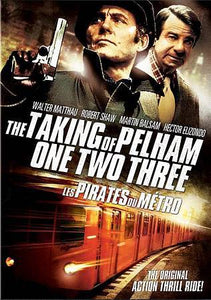 The Taking of Pelham One Two Three (DVD 2009 Widescreen) 1974 Walter Mat
