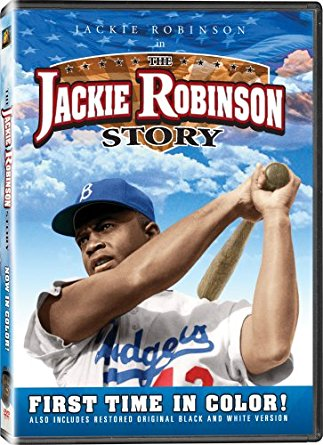 ackie Robinson in The Jackie Robinson Story (DVD 2006)  Jackie Robinson