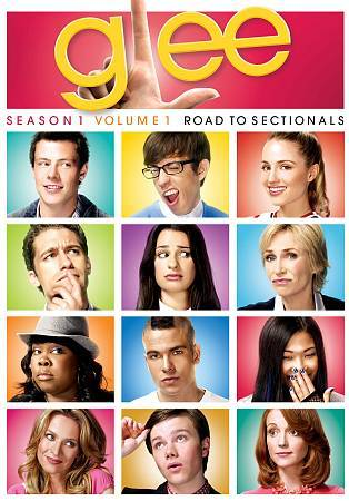 USED-Glee: Season 1, Vol. 1 - Road to Sectionals (DVD, 2009, 4-Disc Set)
