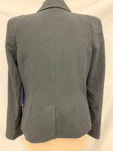 NWT Simply Vera Vera Wang  1 button Career Blazer Women's Sz 10