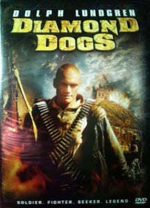 Diamond Dogs (DVD, 2008 Widescreen) Dolph Lundgren