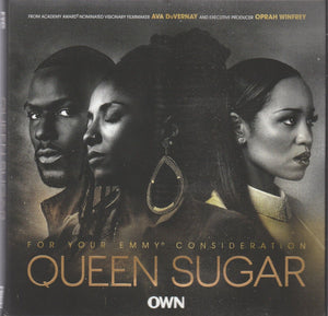 FYC 2017 Queen Sugar For Your Consideration DVD-2 disc