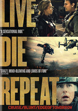 Load image into Gallery viewer, Live Die Repeat: Edge of Tomorrow (DVD+UltraViolet) DVD 2014, Franz Drameh, Jona