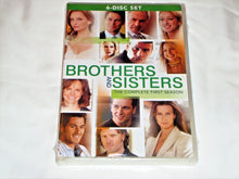 Load image into Gallery viewer, Brothers And Sisters Complete First Season (DVD-6 disc set)