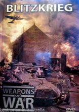 Load image into Gallery viewer, Weapons of War: Blitzkrieg DVD+BOOK Volume #1