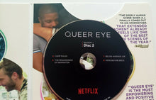 Load image into Gallery viewer, 2 FYC 2018 and 2019 QUEER EYE  DVD Pressbook EMMY Netflix