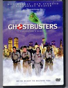 Ghostbusters (DVD, 1999) Collector's Series