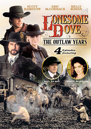 Lonesome Dove: The Outlaw Years - Vol. 1 (DVD, 2004)  RARE & OUT OF PRINT