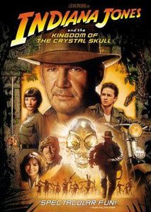 Indiana Jones and the Kingdom of the Crystal Skull (DVD 2008 Region 1)