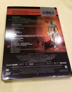 USED-Terminator 2 Judgment Day the Ultimate Edition DVD (DVD 2 Disc) In Tin Slip