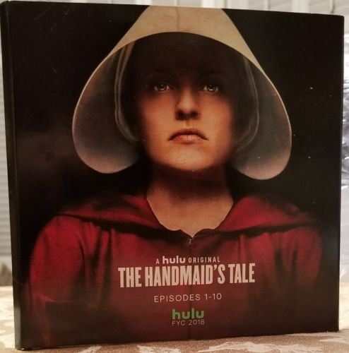 FYC 2018 The Handmaid's Tale-HULU-For Your Consideration Emmy (DVD-4 di