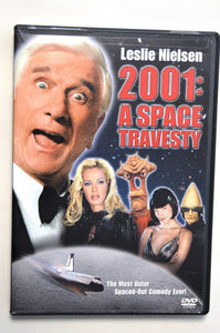 2001: A Space Travesty (DVD, 2002) Leslie Nielsen