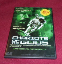 Load image into Gallery viewer, Chariots of the Gods/Astral Factor RARE OOP (DVD)