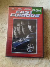 Load image into Gallery viewer, NEW Fast and Furious  (DVD 2009 PROMO)