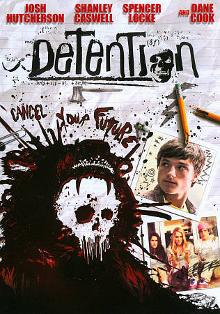 Detention (DVD, 2012) Josh Hutcherson Dane Cook