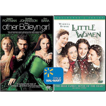 The Other Boleyn Girl and Little Women Collectors Series 2 pack