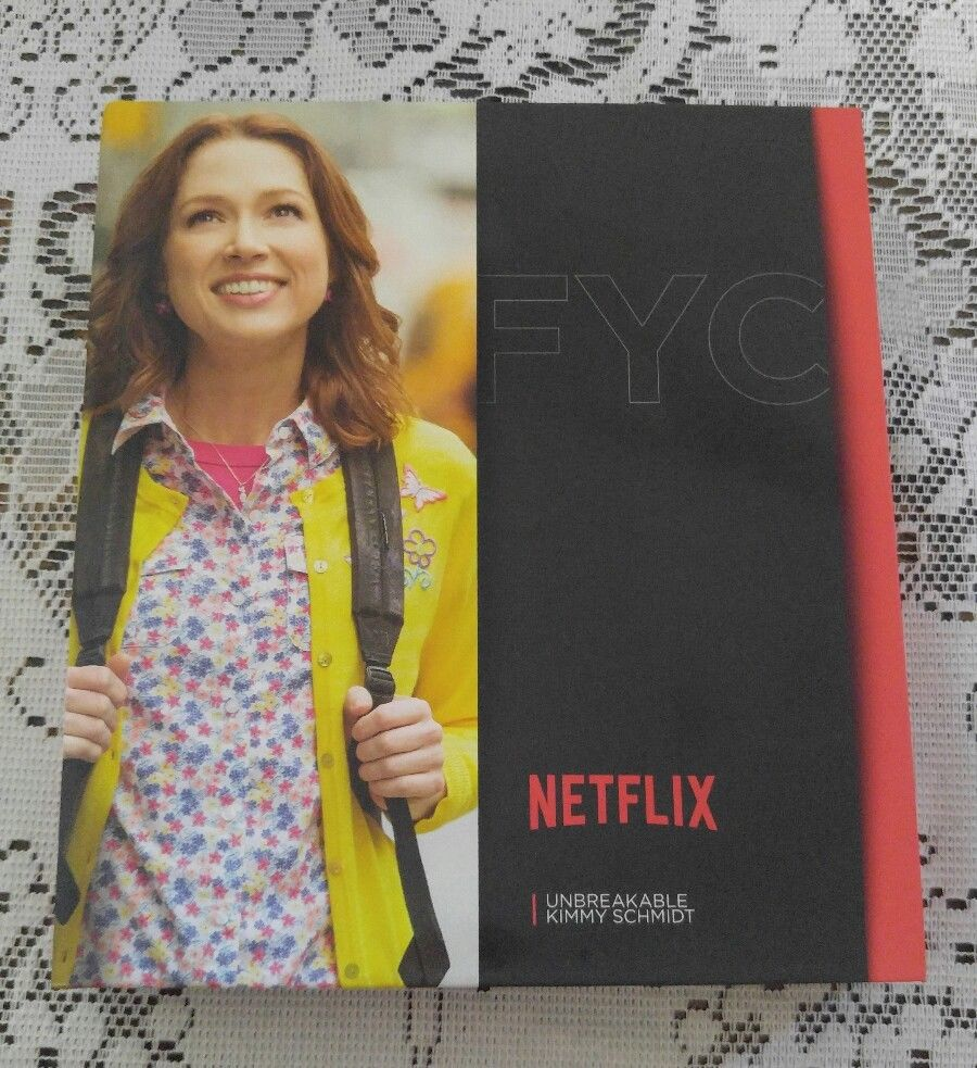 FYC 2015 unbreakable kimmy schmidt-Outstanding Comedy Series-2015 No Sleeve