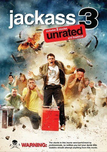 Jackass 3 (DVD,2010 widescreen  unrated)