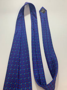 Daniel De Fasson Studio 100% Silk Hand Made Tie