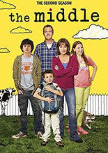 Load image into Gallery viewer, USED-The Middle TV Series ~ Complete Season 1-4 (1 2 3 & 4)  (DVD 12