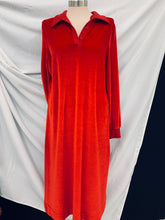 Load image into Gallery viewer, Butte Red Valour Midi Dress Sz Large