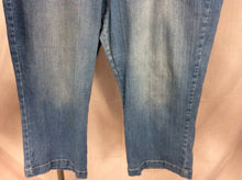 Load image into Gallery viewer, Gloria Vanderbelt Size 14 5 Pocket Embellishment Pedal Pusher Jeans