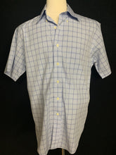 Load image into Gallery viewer, Men's Brooks Brothers 346 The Origional Fit Button Down Polo Short Sleeve Shirt