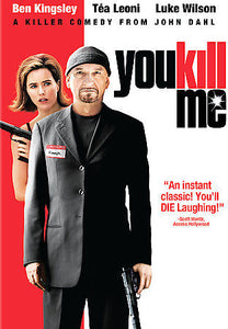 USED-You Kill Me (DVD, 2007-Widescreen)  Ben Kinsley/Tea Leoni/Luke Wils
