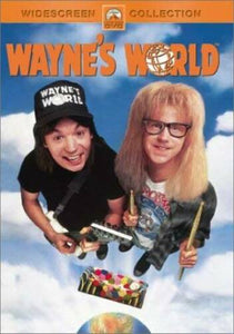 Wayne's World (DVD 2001 Widescreen Collection) 1993  (Region 1