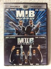 Men in Black I & II (DVD, 2013) Double Feature, Will Smith, Tommy Le