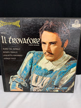 Load image into Gallery viewer, Il Trovatore, Verdi, Complete Recording 3 LP + Booklet