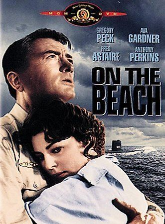 On The Beach-1959 (DVD 2000 Black & White)  Gregory Peck/Ava Gardner/Fred Astair