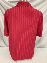 Load image into Gallery viewer, Mark Edwards Brand Vintage Sort Sleeve Shirt Size 12 - Large