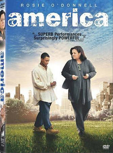 NEW Rosie O'Donnell-America (DVD, 2009)  Philip Johnson Ruby Dee