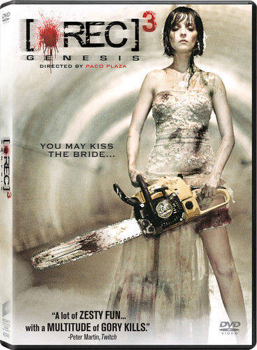 NEW [Rec] 3: Genesis DVD Subtitled, Widescreen