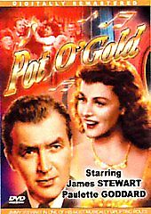 USED- Pot O' Gold James Stewart B & W DVD, 2004-DIGVIEW Productions