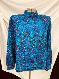 Sophisticated Brand Long Sleeve Shirt Vintage Sz 14