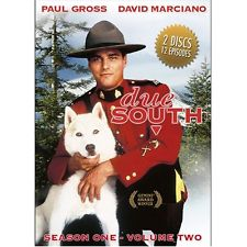 Due South: Season 1 Vol. 2 (2008, 2-Disc Set) New Sealed