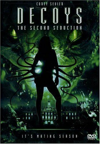 Decoys: The Second Seduction (DVD, 2007)