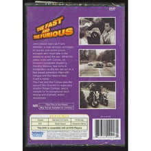 Load image into Gallery viewer, The Fast And The Furious Slim Case (DVD, 2004-B&W-Digview Produ