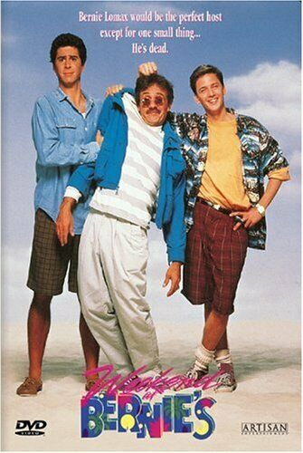NEW Weekend at Bernie's DVD, Andrew McCarthy, Jonathan Silverman