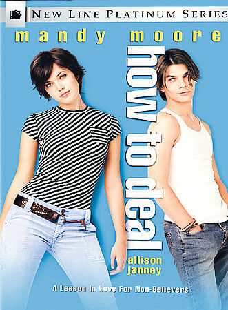 How to Deal (New Line Platinum Series) DVD, 2003 Mandy moore