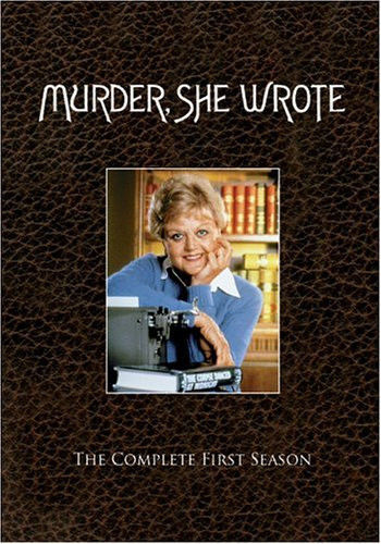 USED-Murder She Wrote - The Complete First Season (DVD, 2005, 3-Disc Set