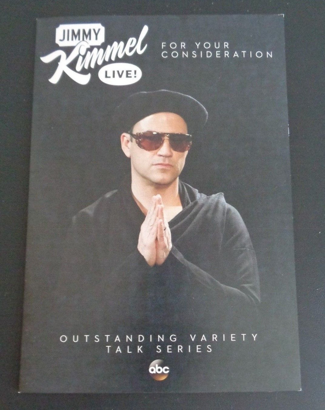 FYC 2015 Jimmy Kimmel Live DVD For Your Consideration