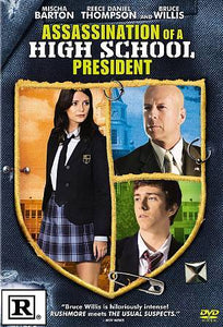 assassination of a High School President (DVD, 2009) Bruce Willis/Mischa