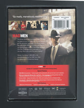 Load image into Gallery viewer, Mad Men - Season 2 (DVD, 2008, 4-Disc Set) Limited Ediition Dress Shirt