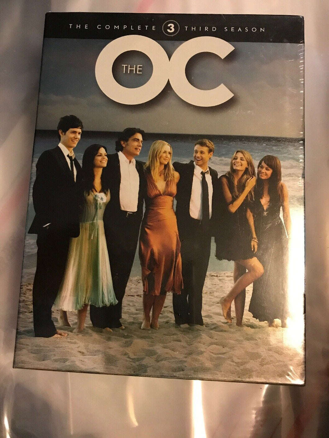 USED-The OC Season 3 The Complete Third Season  (DVD 2006 7-Disc)  In sl