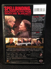 Load image into Gallery viewer, USED-Notes on a Scandal (DVD, 2007) Judi Dench, Cate Blanchett