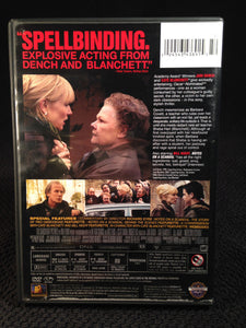 USED-Notes on a Scandal (DVD, 2007) Judi Dench, Cate Blanchett