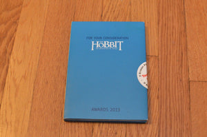 FYC-The HOBBIT-For Your 2013 Consideration